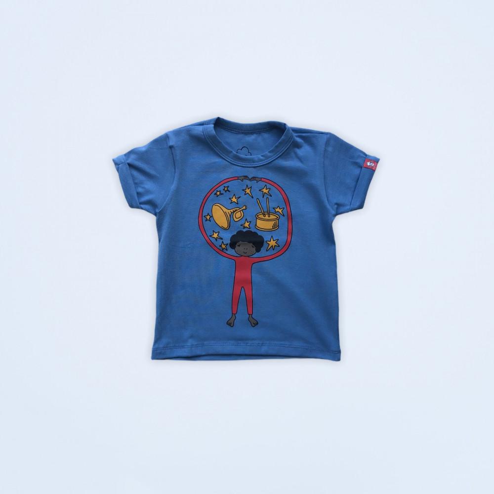 Camiseta Jazz Sonho