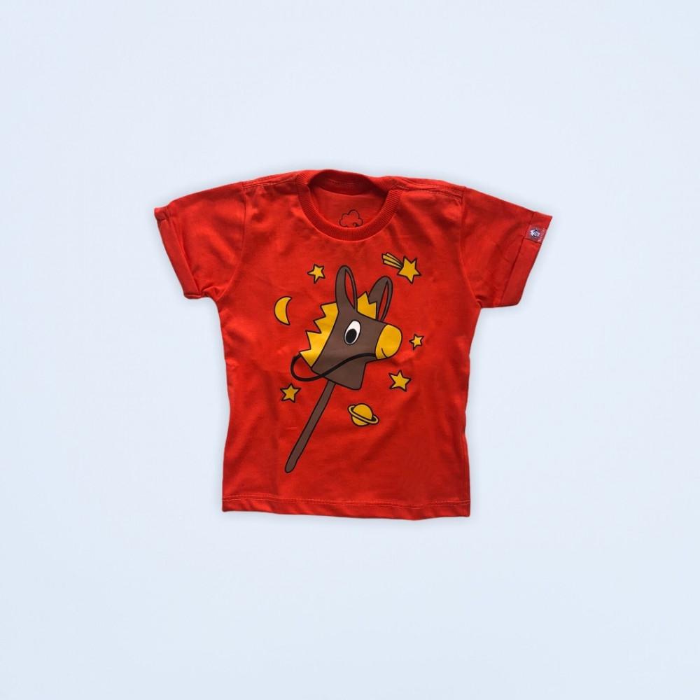 Camiseta Cavalinho
