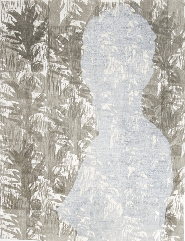 Silhueta Branca - Fine Art - Luciana Bertarelli