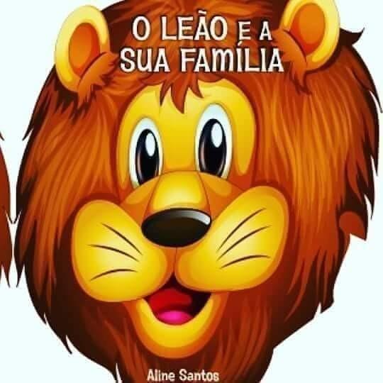 O LEÃO E SUA FAMÍLIA