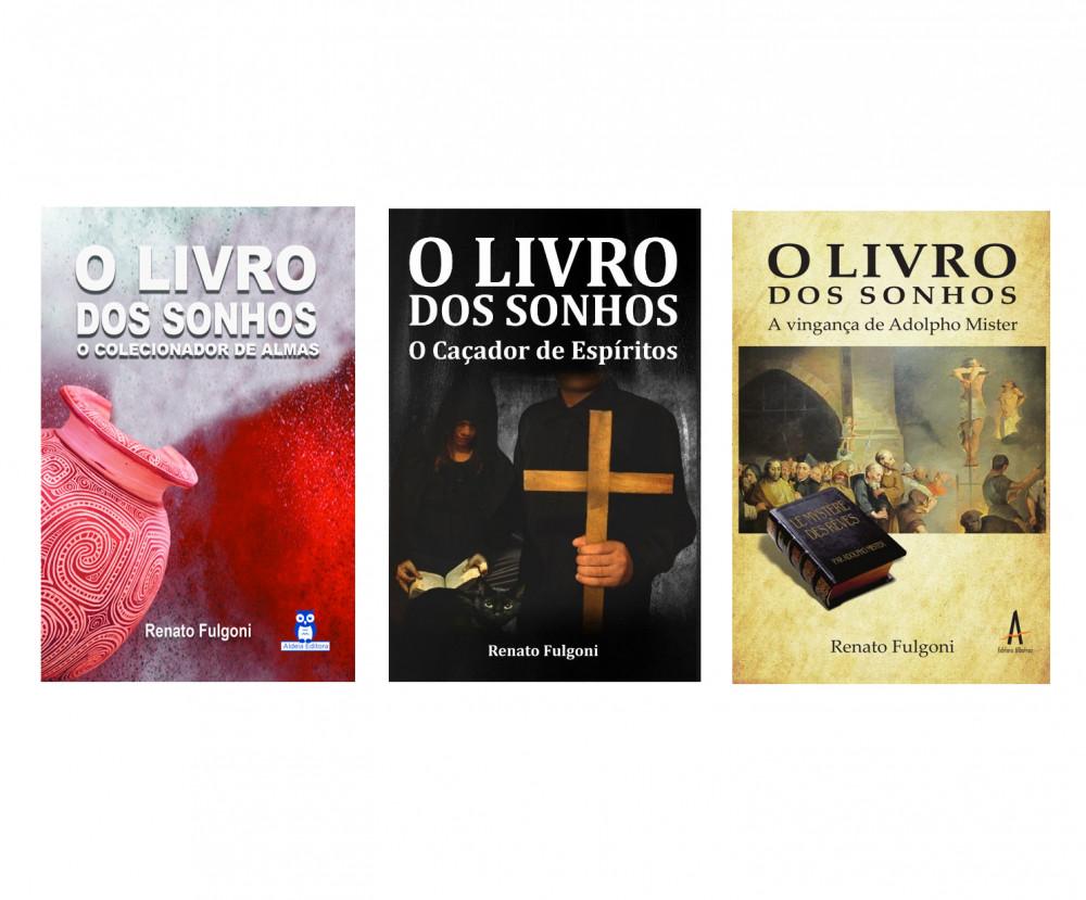 Trilogia - O Livro dos Sonhos