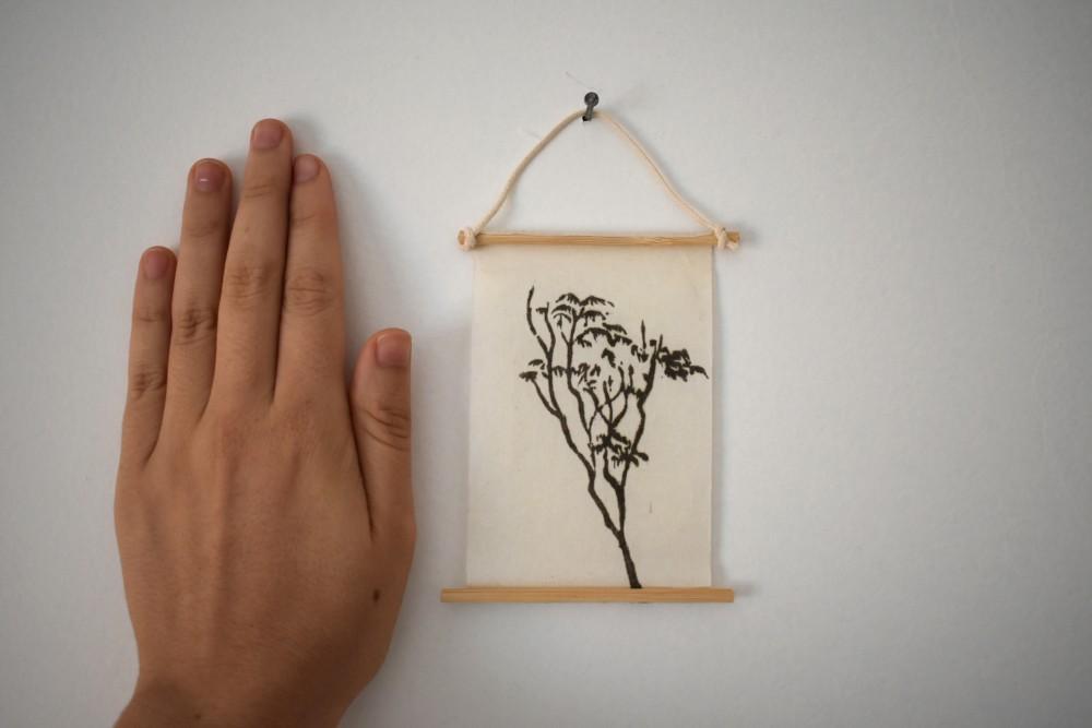 """Mini mimo, pequena árvore"" Simone Peixoto"