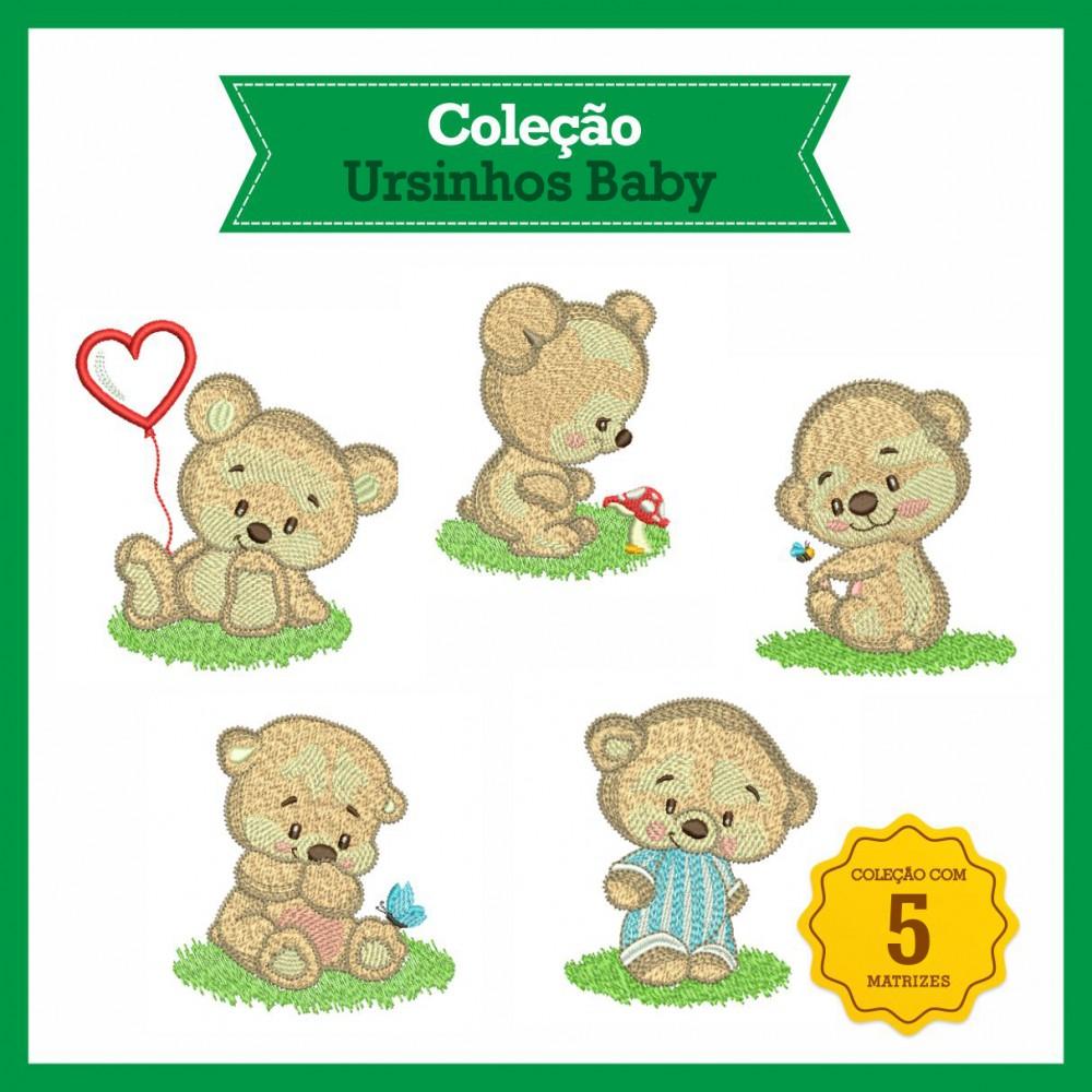 Coleção Ursinhos Baby