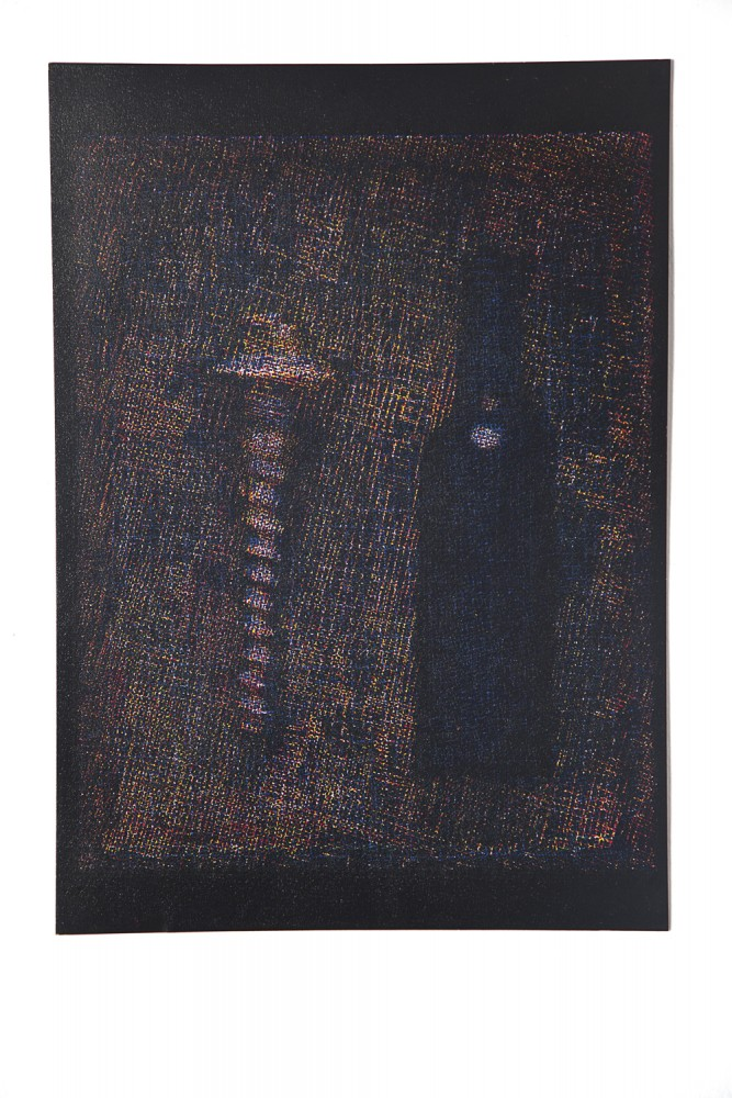 Garrafa e Parafuso - Marcio Elias