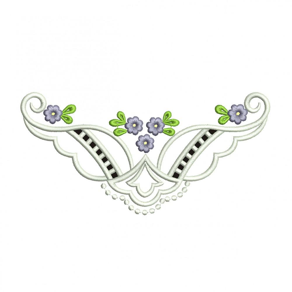 Richelieu Floral 03